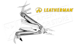 Leatherman Charge TTI Multi-Tool with Nylon Sheath #830732