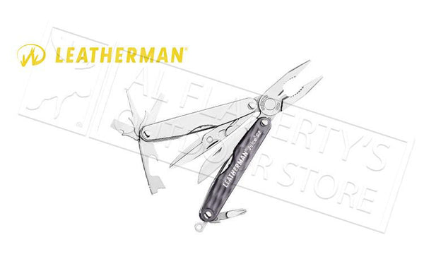 Leatherman Juice S2 #831943 Multi-Tool Granite Grey