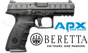Beretta APX Striker Fired Handgun 9mm