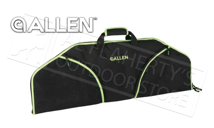 "Allen Compact Bow Case, Black 41""x13"" #642"
