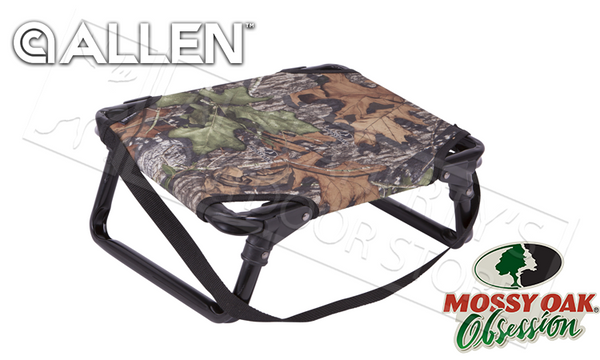 Allen Comfort Angled Folding Turkey Stool, Mossy Oak Obsession #5801