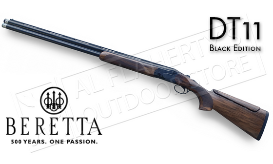 "Beretta DT11 Sporting Black with Adjustable Stock, 12g 30"" #5X167Q2F"