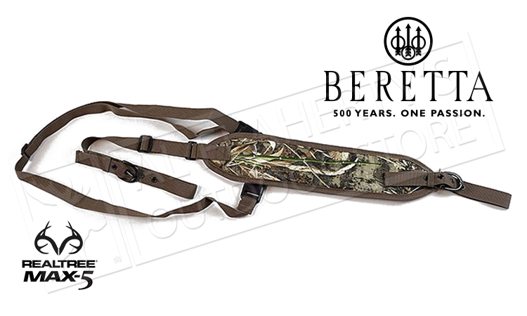 Beretta Waterfowler Shotgun Sling in Realtree Max-5 #SL021030330858UNI