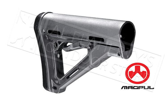Magpul CTR Carbine Stock Commercial-Spec Grey