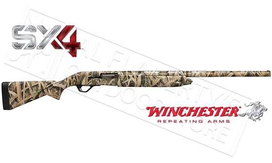 "Winchester #511206292 SX4 Waterfowl Hunter 12 Gauge 3-1/2"" 28"" Barrel"