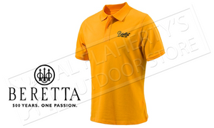 Beretta Classic Polo in Orange #MP01207207 0433