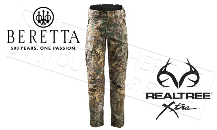 Beretta Light Static Pants in Realtree Xtra #GU48203138077W