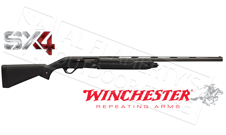 "Winchester SX4 Shotgun, Black Synthetic 12g 3.5"" Chamber 28"" Barrel #511205292"