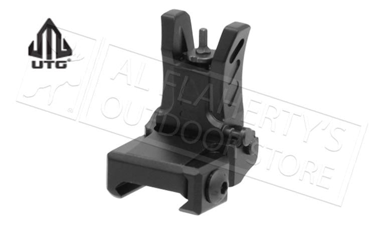 UTG  #MNT-755 Model 4 Low Profile Flip-up Front Sight for Handguard