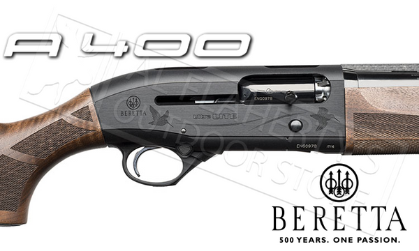 Beretta A400 Ultralight Shotgun 12g #7C41413215010