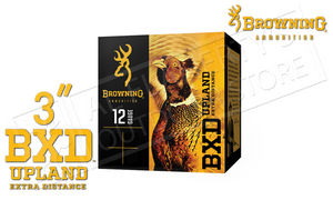 "12 Gauge - Browning BXD Extra Distance Upland Shells, 3"" 1-5/8 oz. Box of 25 #B19351123"