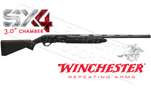 "Winchester SX4 Shotgun, Black Synthetic 12g 3"" Chamber 28"" Barrel #511205392"