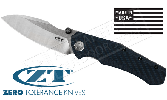 Zero Tolerance Limited Edition Sinkevich Rexford Folder #0850