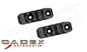 Cadex Centre Side Rail Kit - 2 Pieces for Cadex Chassis #03127-A083