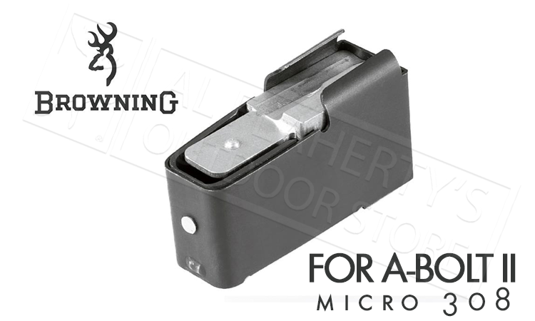 Browning A-Bolt II Micro .308 Magazine #1M20091