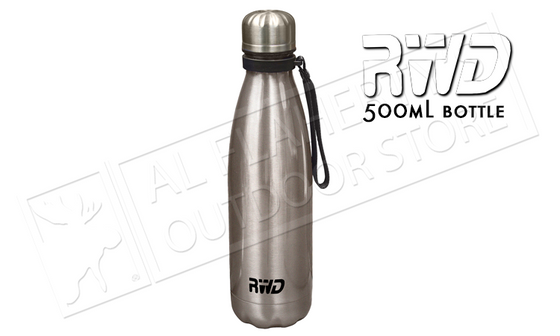 RWD Classic Bottle, 500mL Silver #1314