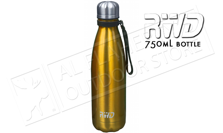 RWD Classic Bottle, 750mL Gold Shine #1428