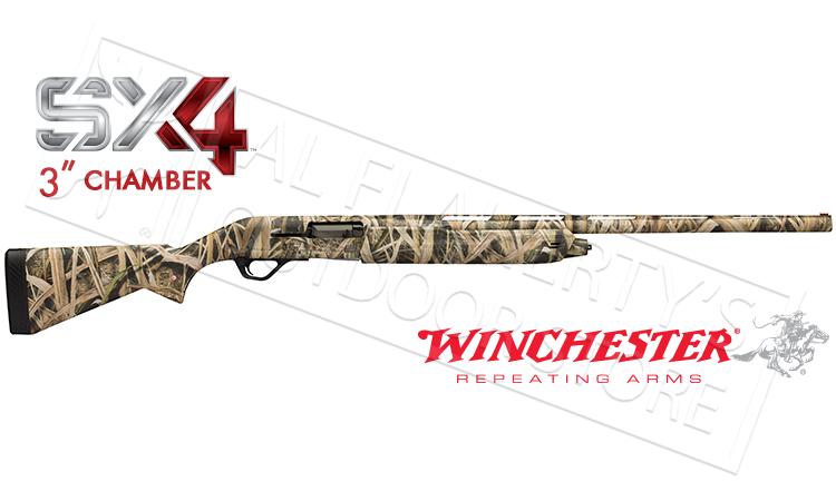 "Winchester SX4 Waterfowl Hunter 12 Gauge 3"" 28"" Barrel #511206392"