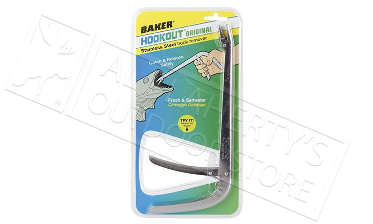 Baker H9S Stainless Steel Hookout