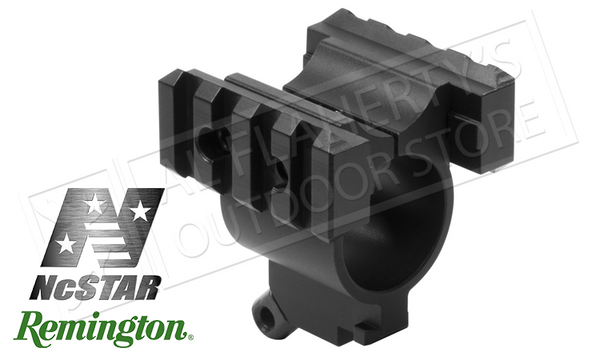 NcStar Bayonet Mount with Dual Picatinny Rails for Remington 870 Series Shotguns #MSHBAYREM