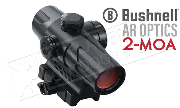 Bushnell AR Optics Enrage Red Dot, 2 MOA #AR751305