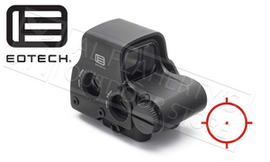 EOTech EXPS3 Holographic Sight with QD Mount and Side Controls, NV Compatible -0 Reticle #EXPS3-0