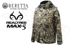 Beretta Waterfowler Max5 Jacket, Sizes M-XL #GU103022950858