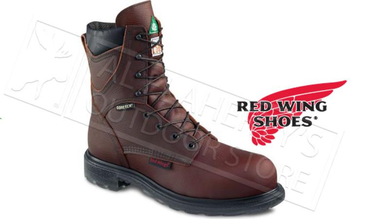 "Red Wing Men's Supersole 2.0 8"" Work Boot #2412"