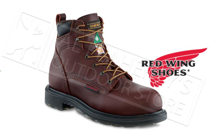 "Red Wing Men's Supersole 2.0 6"" Work Boot #2412"