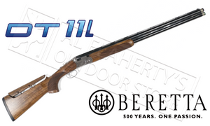 Beretta DT11 L Sporting Floral Engraving with B-Fast Adjustable Stock 12 Gauge Sporting Competion Shotgun #5X264Q2200301