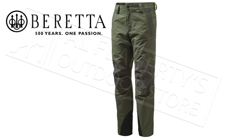 Beretta Thorn Resistant Pants GTX in Green, M-2XL #CU402T14290715
