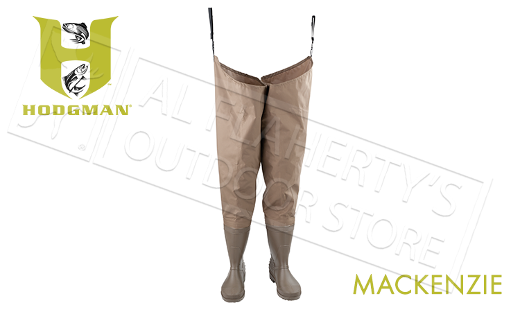 Hodgman Mackenzie Cleated Boot Hip Waders, Various Sizes 7-13 #MACKHBC