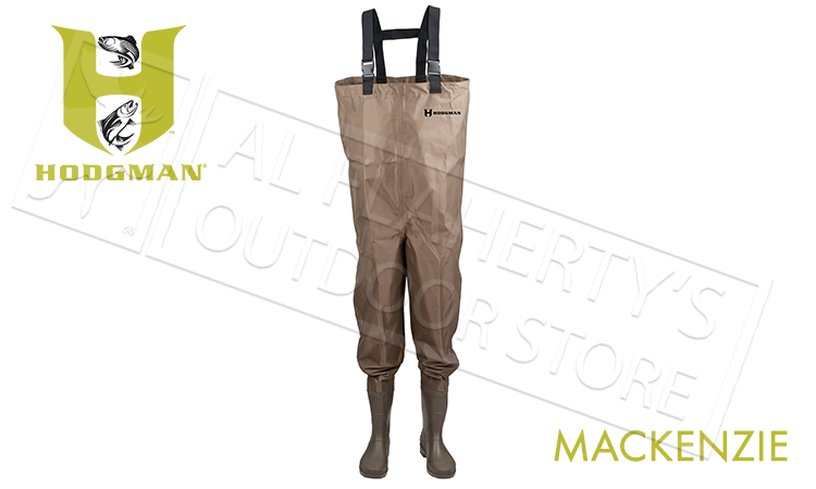 Hodgman Mackenzie Cleated Boot Fishing Waders, Various Sizes 7-13 #MACKCBC