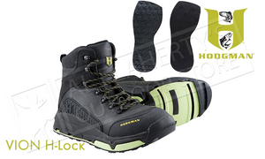 Hodgman Vion H-Lock Wading Boots with WadeTech & Felt Sole #WBCF