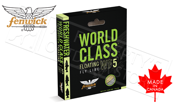 Fenwick World Class Freshwater AP Line - Floating WF5 #WCFLFAPF5