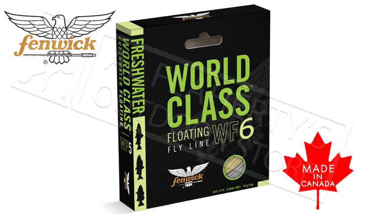 Fenwick World Class Freshwater AP Line - Floating WF6 #WCFLFAPF6