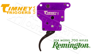 Timney Remington 700 Benchrest Single-Stage Adjustable Trigger #502B