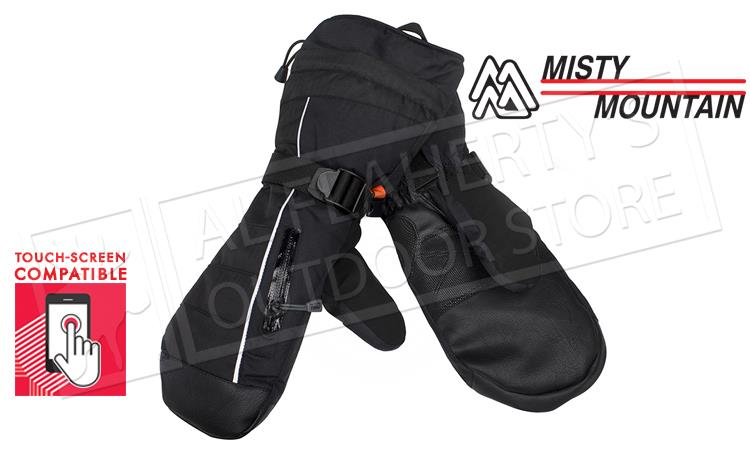 Misty Mountain Heat Zone 3-in-1 Thinsulate Mitts with Gloves #3499