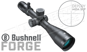 Bushnell Forge Riflescope 2.5-15x50mm with Deploy MOA SFP Reticle #RF2155BF2