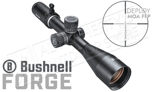 Bushnell Forge Riflescope 3-18x50mm with Deploy MOA FFP Reticle #RF3185BF1