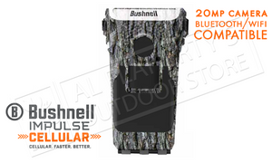 Bushnell Impulse Cellular Trail Camera 20MP #119900CN