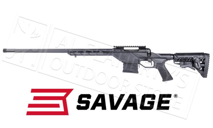 Savage Rifle 10/110 BA STEALTH LH