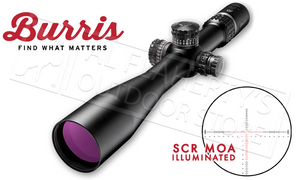 Burris XTR II Scope 5-25x50mm with Illuminated SCR MOA Reticle #201052