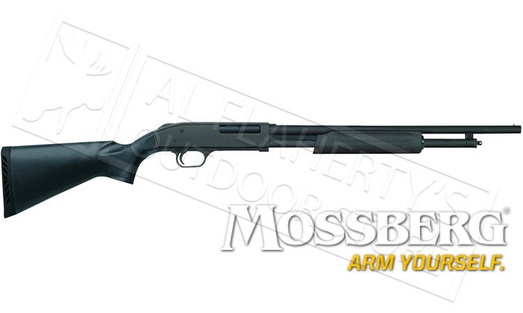"Mossberg 500 Tactical Shotgun, 6-Shot 18.5"" Barrel .410 Gauge #50454"