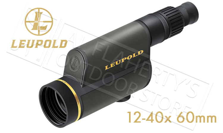 Leupold Gold Ring HD Spotting Scope 12-40x60mm #120373