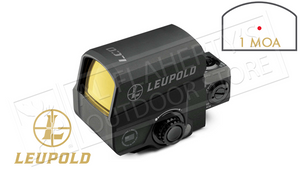 Leupold Carbine Optic Red Dot, 1 MOA #119691