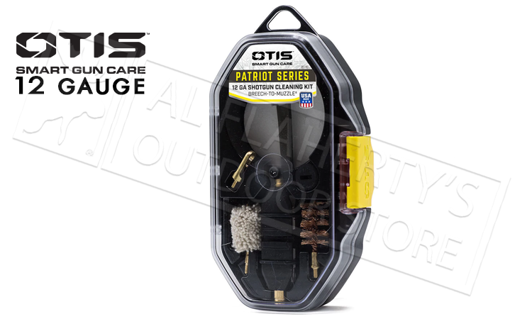 Otis Patriot Gun Cleaning Kit - 12 Gauge #FG-701-12