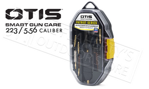 Otis Patriot Gun Cleaning Kit - 223 and 556 Caliber #FG-701-25
