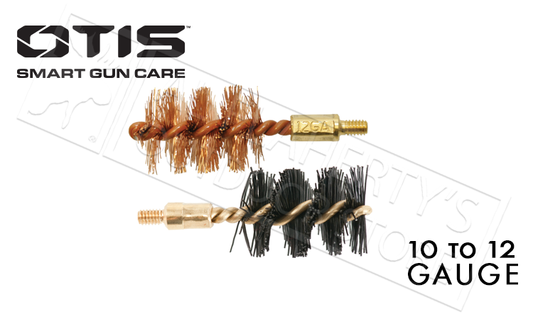 Otis 10 to 12 Gauge Brush 2-Pack #FG512NB