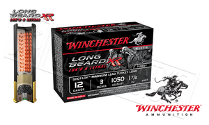 "12 Gauge - Winchester Long Beard XR Shotgun Shells, 3"" No. 4 and 5 Shot Box of 10 #STLB123M"